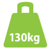 130Kg Fixed Lift - 4 Function