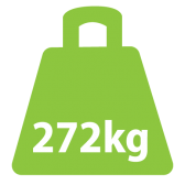 272Kg Fixed Lift - 4 Function