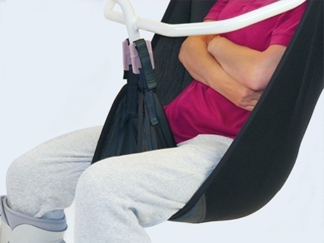 All-in-One High Easy Sling Silva-Superfine PLUS Clips