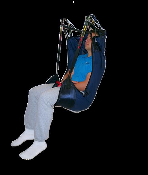 In-Situ Deluxe Leg Head Support