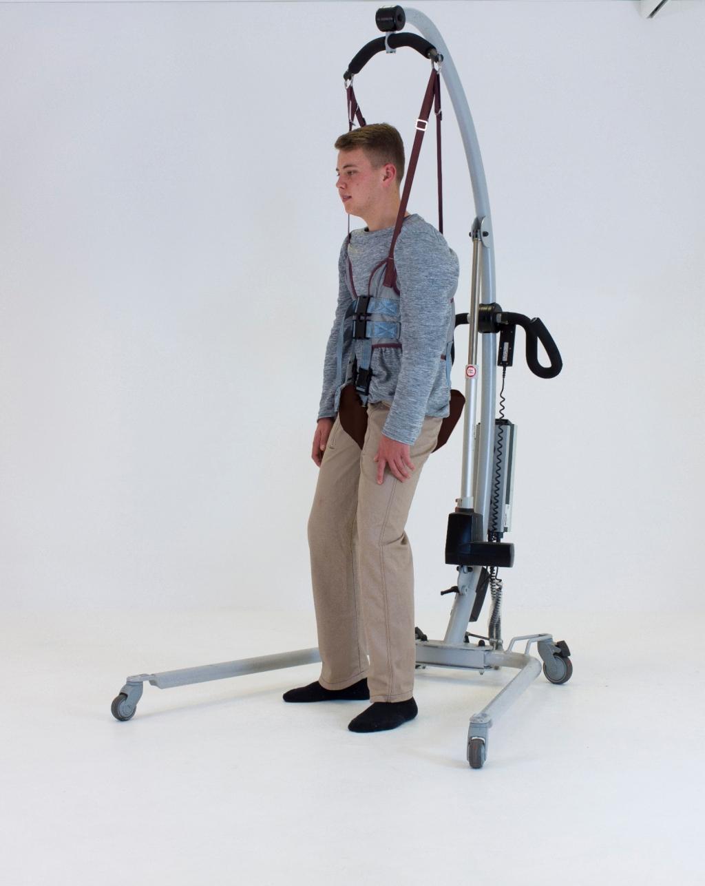Male Walking Harness