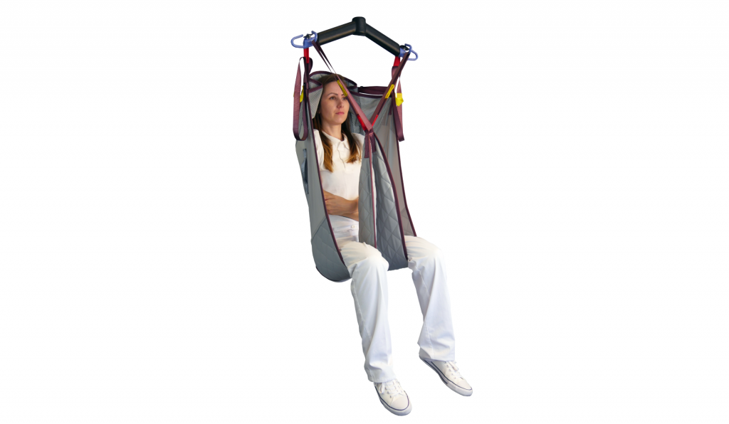 Fastfit Padded Legs Arched Head Support